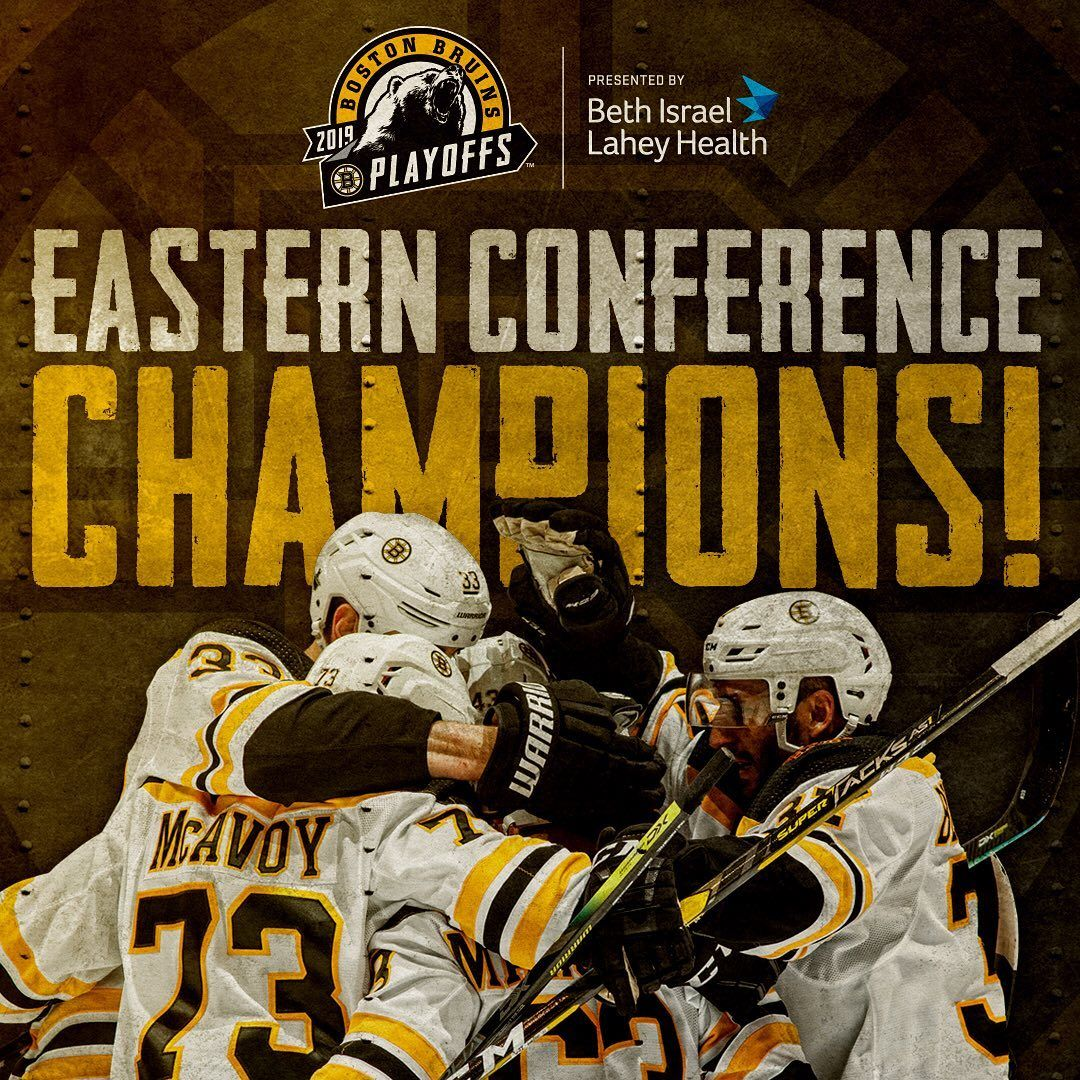 Eastern Conference Champions Boston Bruins Boston Bruins Hockey Bruins