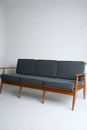 Foam Density For A Vintage Danish Sofa Knock Off Danish Design Sofa Vintage Danish Sofa Wooden Sofa Designs