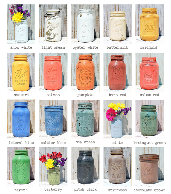 Sweet Pickins Milk Paints What A Cute Way To Show Your