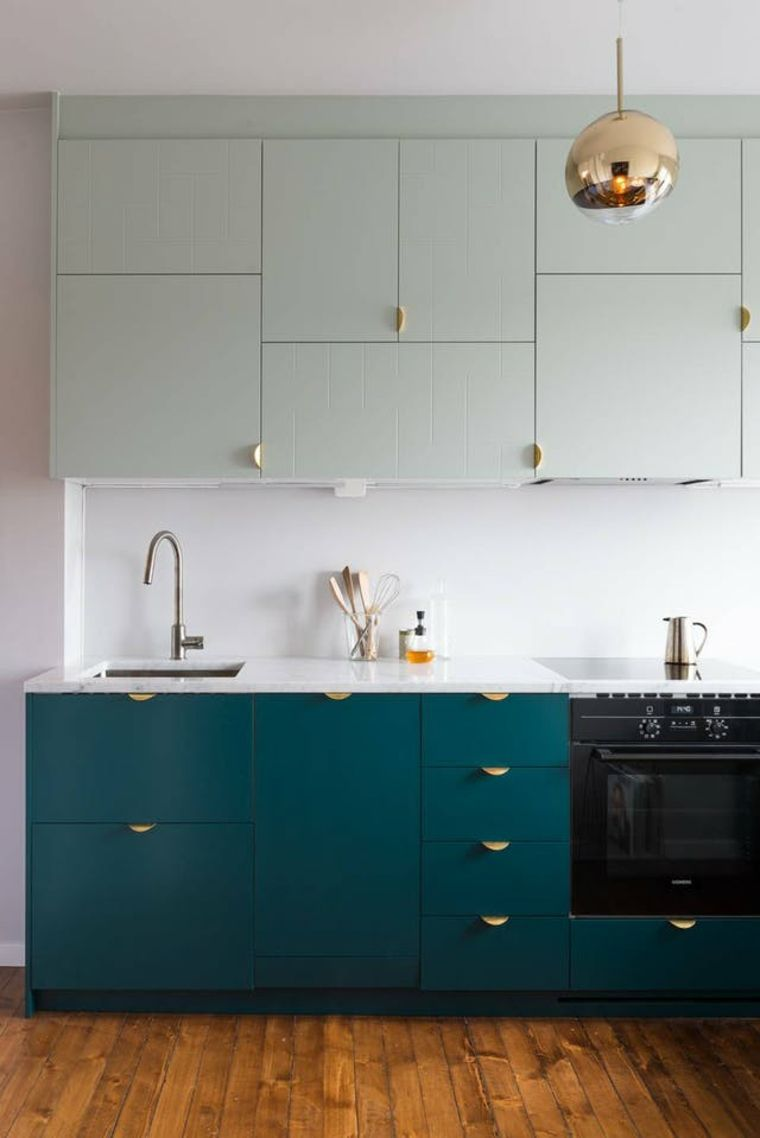 Ikea Küchenmöbel - Ideen für ein funktionales Design  Küchen