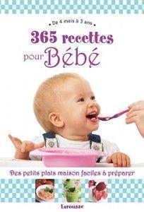 Tableau de diversification alimentaire en fonction de lage de bébé