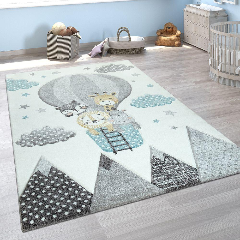Kinder Teppich 3 D Tiere Luftballon In 2020 Teppich Kinderzimmer Teppich Kinderzimmer Junge Wohnung Schlafzimmer Dekoration