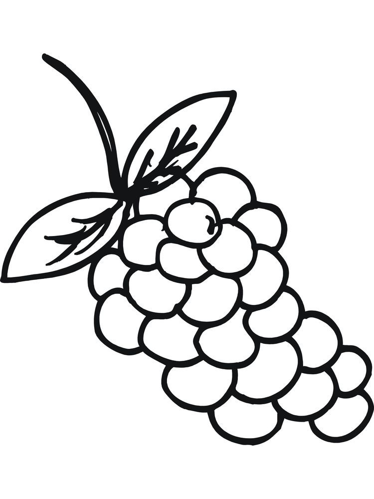 Food Coloring Pages Printable - Free Coloring Sheets di 2020