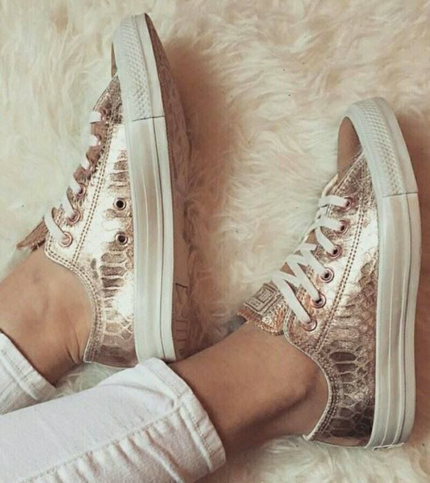 b90214f221 Converse rose gold - kleiderkreisel.de | lll MUST HAVES lll ...