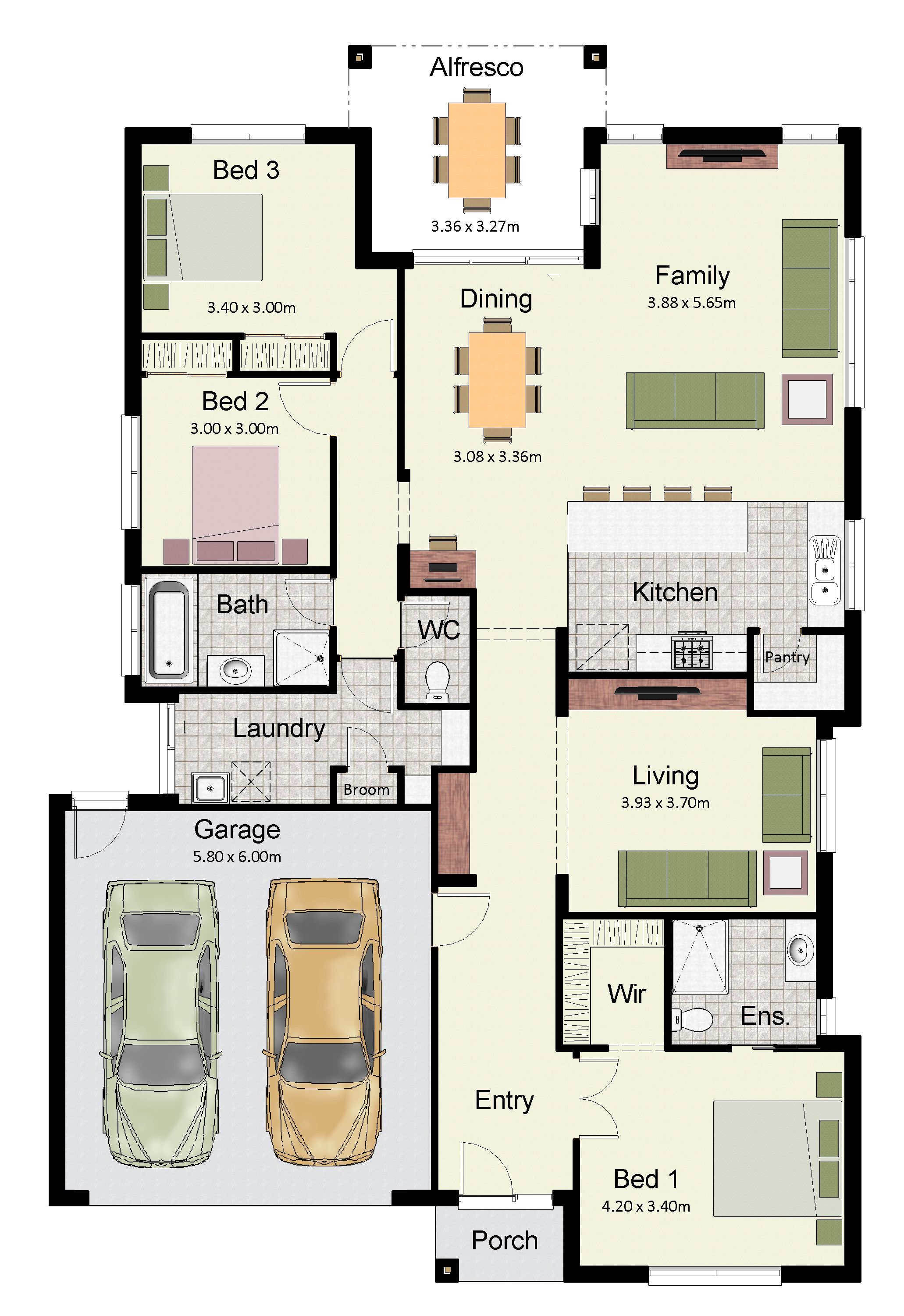 Hotondo Homes Somerset 215 Is The