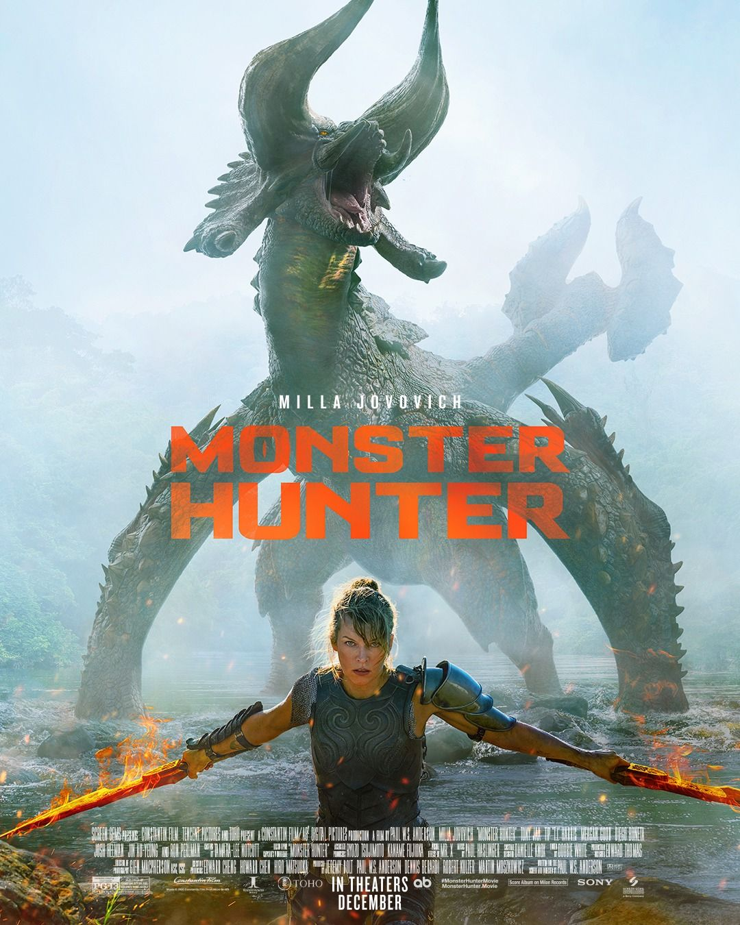 Monster Hunter Full Movie Trailer Https Www Dailymotion Com Video X7wtmub A World Unlike Any Other In 2020 Monster Hunter Monster Hunter Movie Hunter Movie