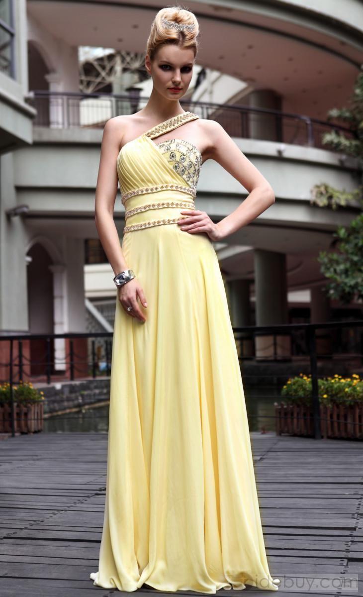 Fabuloso Vestido de Noche