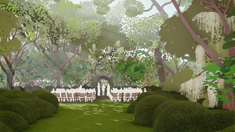Virtual tour offers bird's eye view of new Botanic Garden