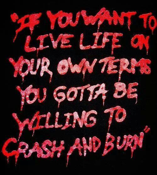 Motley Crue Tattoo, Motley Crue Quotes, Motley Crue Lyrics ...