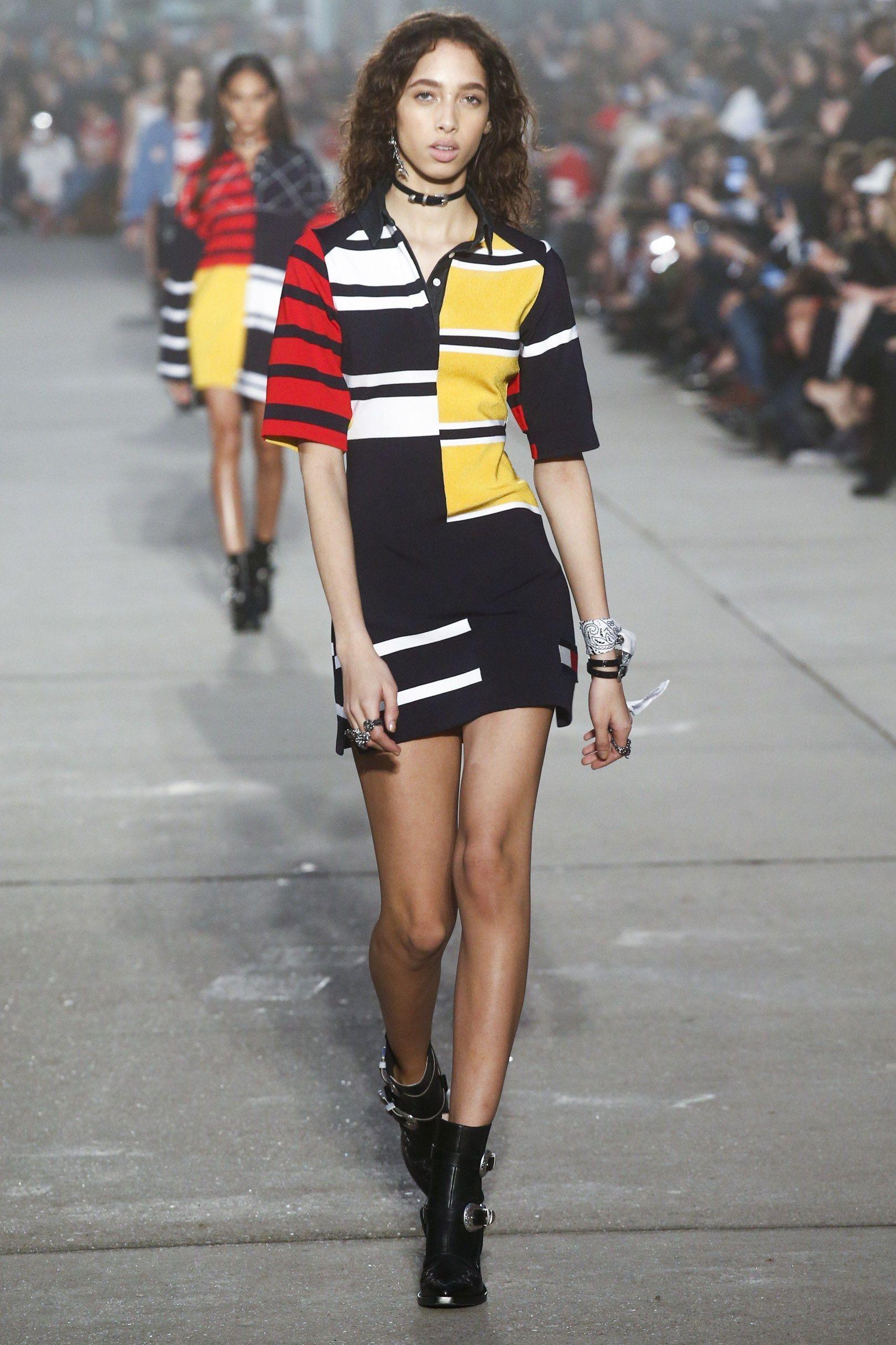 Tommy Hilfiger Spring 2017 Ready-to-Wear Fashion Show