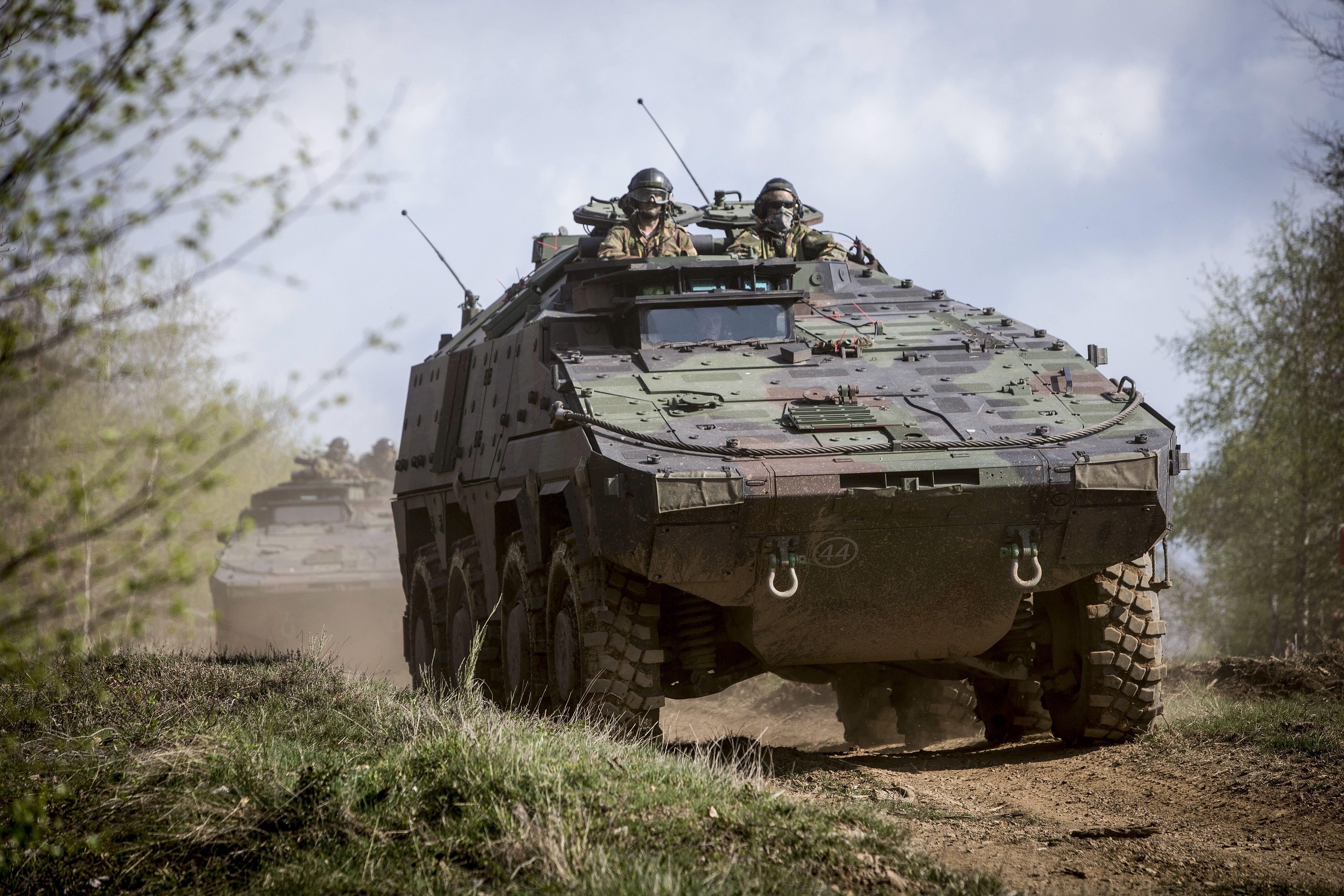 General AFV Thread - Page 100 - Mechanized Warfare