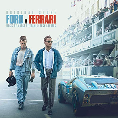 New Soundtracks Ford V Ferrari Original Score Marco Beltrami Buck Sanders Ferrari Ford Jon Bernthal Movies