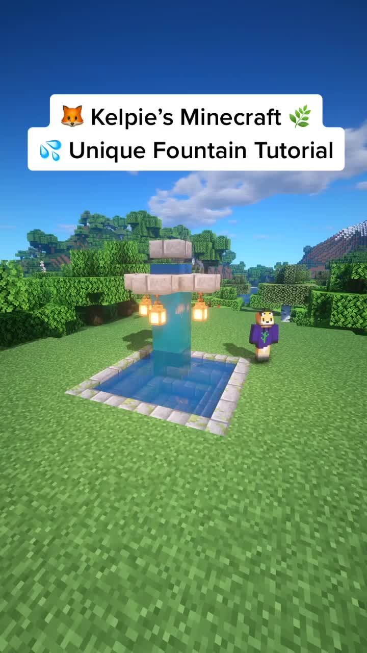 Follow for more Minecraft tutorials and fun! 🦊🌿 #m