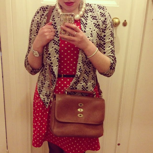 What I Wore ft. Mulberry bag