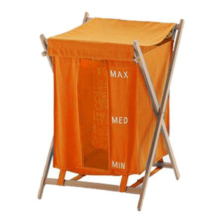 Gedy Laundry Basket In Orange Laundry Hamper Wicker Laundry Hamper Kids Laundry Hamper