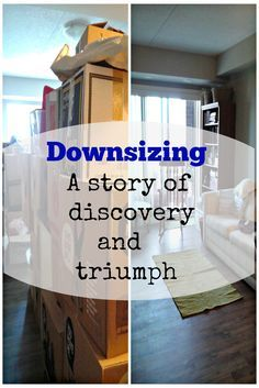 Helping a client and her mother move and downsize from a house to an apartment, their story of discovery and triumph and what you can learn from it.