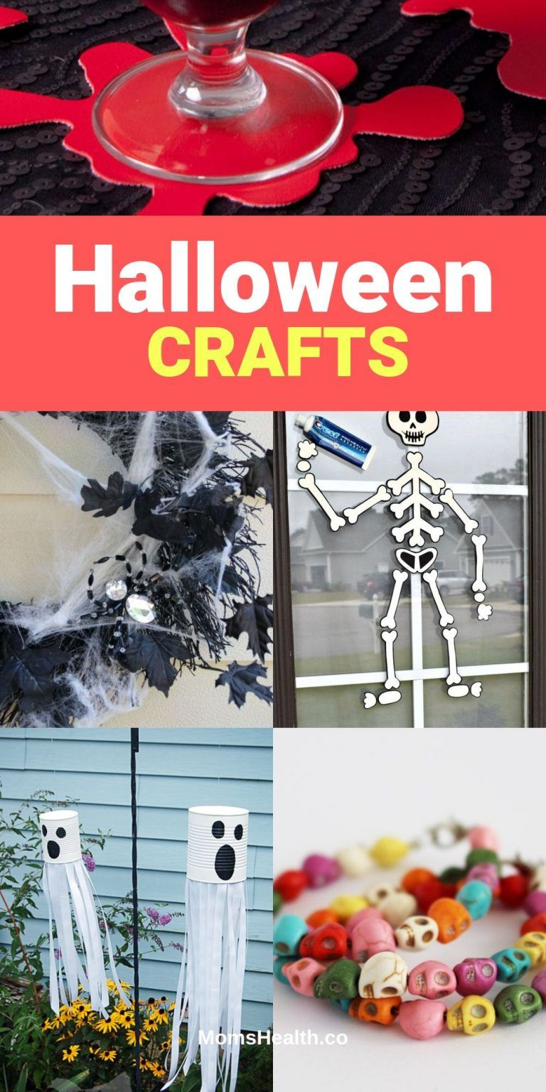 15 halloween crafts best halloween diy ideas to try this
