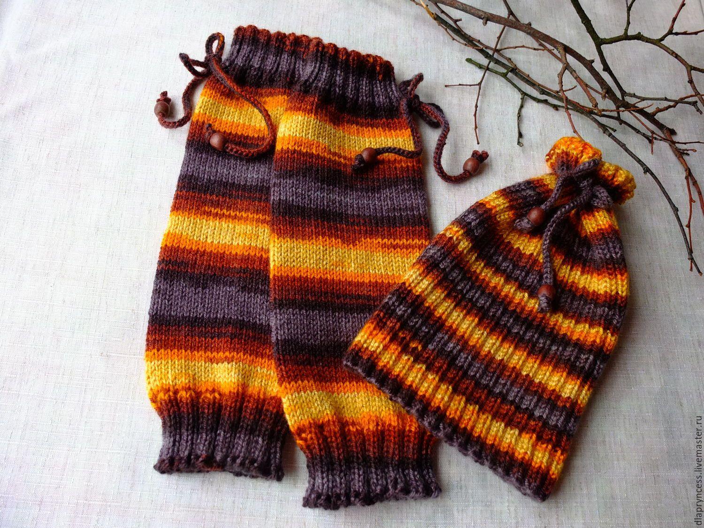 схемы вязания весенних нарядов на девочку на годик