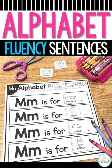 Alphabet Worksheets: Cut
