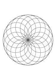 Resultado De Imagen De Dibujo De Mandala Como Dibujar Mandalas Dibujos Con Mandalas Mandalas