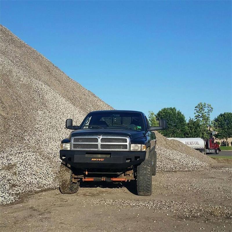 Heavy duty diy truck bumpers move bumpers in 2020
