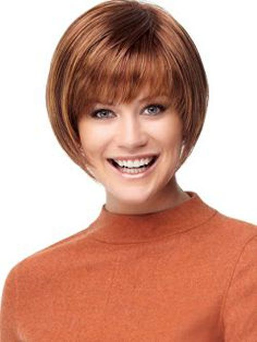 33 Lovely Short Bob Hairstyles with Bangs Cool & Trendy