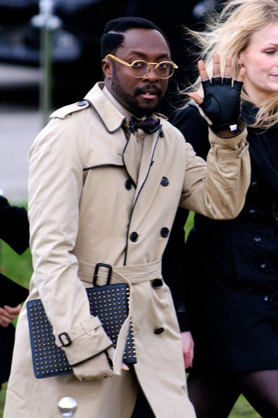 Pin By Andrew Blodgett On My Style Icons Black I Peas Fashion William Black