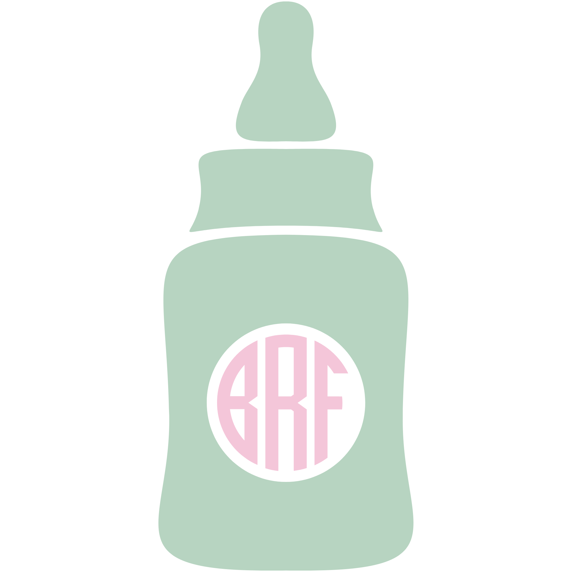 Free Svg Free Baby Bottle Frame Welcome To Our Campsite Svg Eps Dxf Files Baby Monogram Free Baby Bottles Monogram Frame