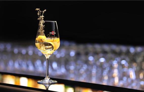 Martini bar, Milano
