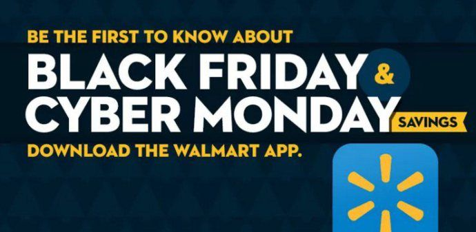 Where to Find the Walmart Black Friday 2015 Ad First