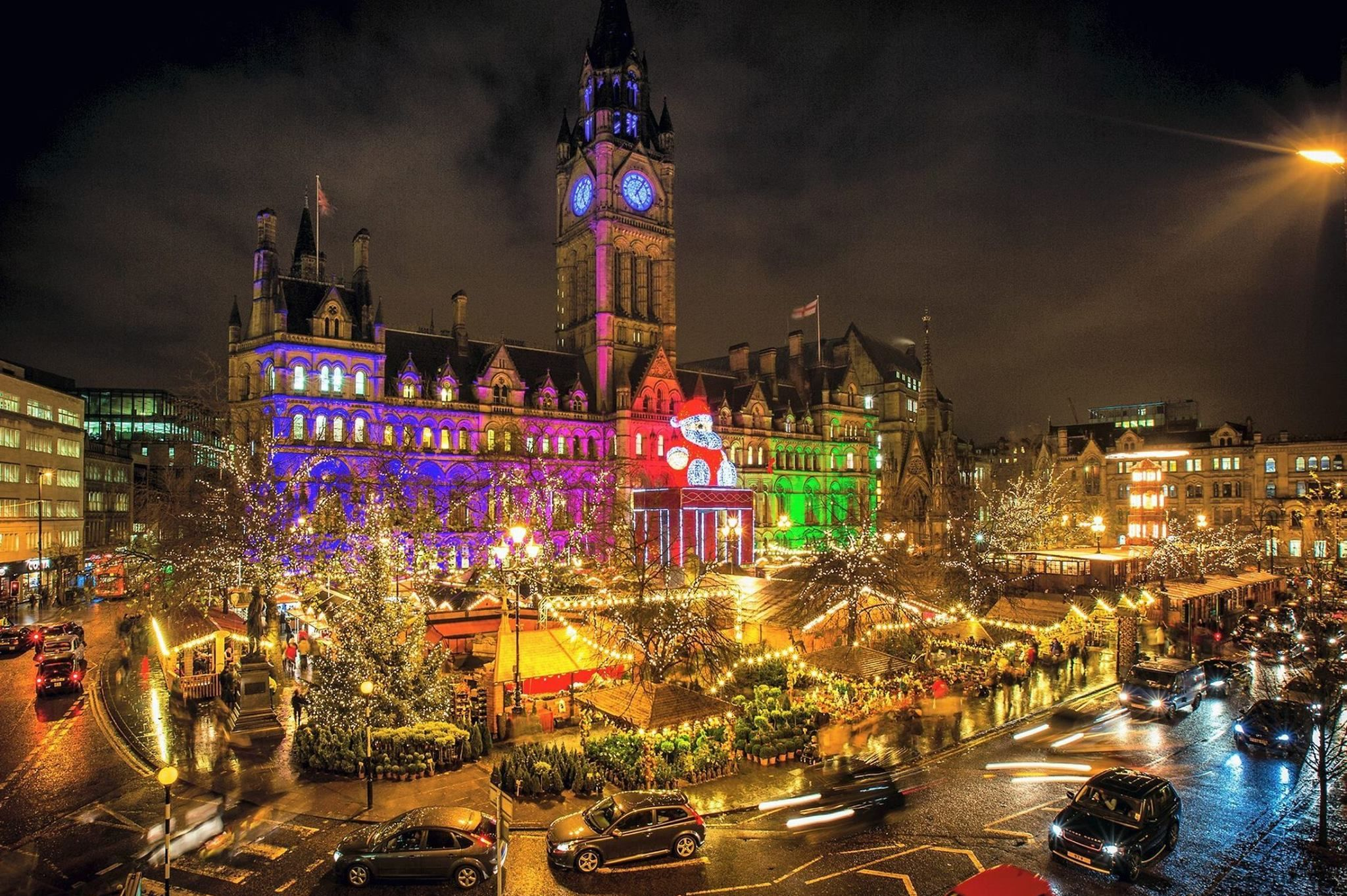 Manchester at Christmas | Explore The World | Best christmas