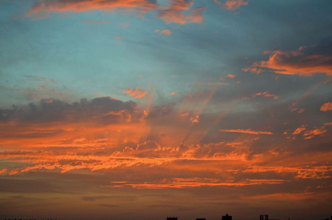غروب الشمس من دون الشمس تصويري Sunset Without Sun Photo Taken By Me Sunset Sky Painting