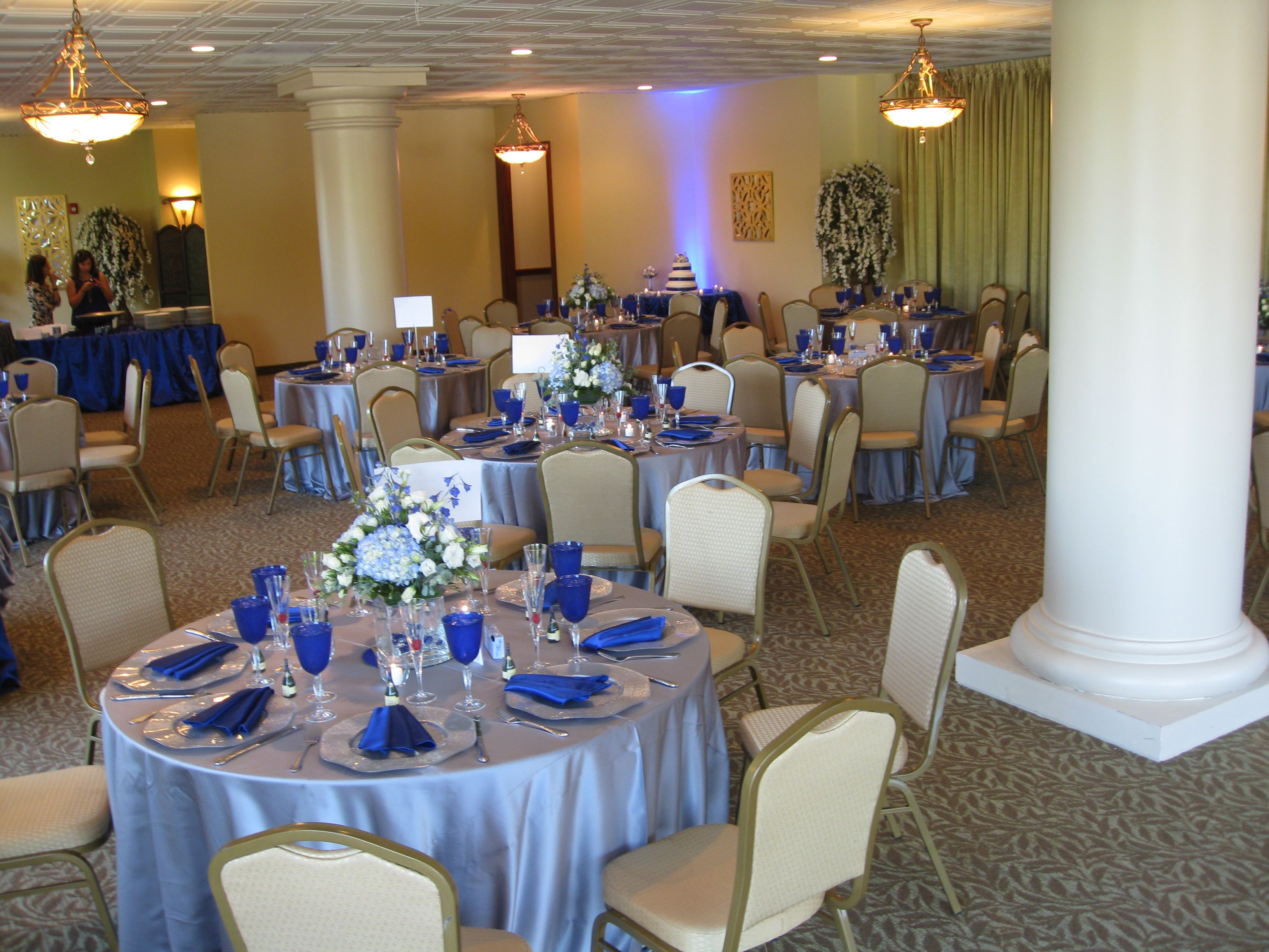 Wedding In Our Hutchinson Ballroom Harbour View