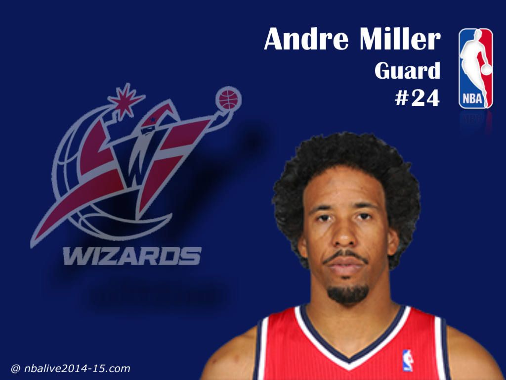 Andre Miller - Washington Wizards - 2014-15 Player