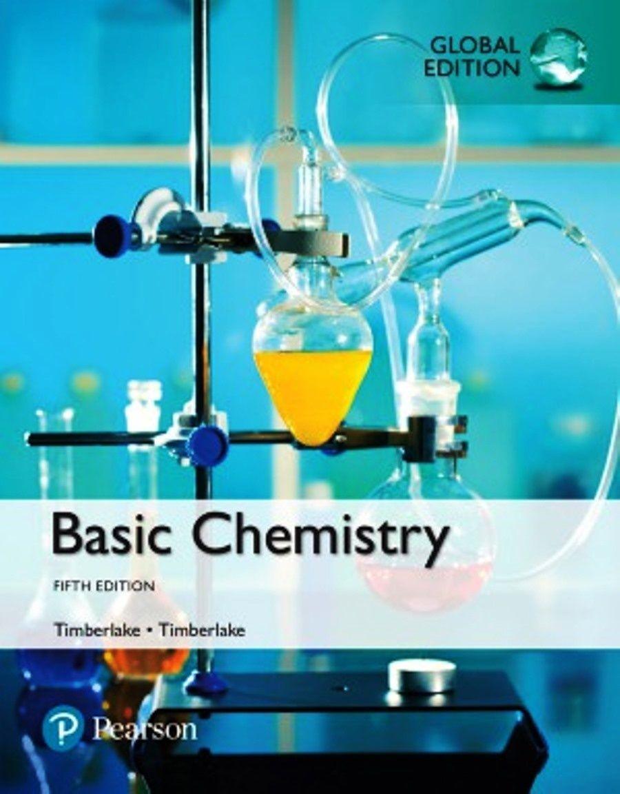 Basic Chemistry 5th Edition Global Edition Pdf Instant Download Isbn 9781292170244isbn 10 1292170247it Chemistry Chemistry Textbook Chemistry Basics