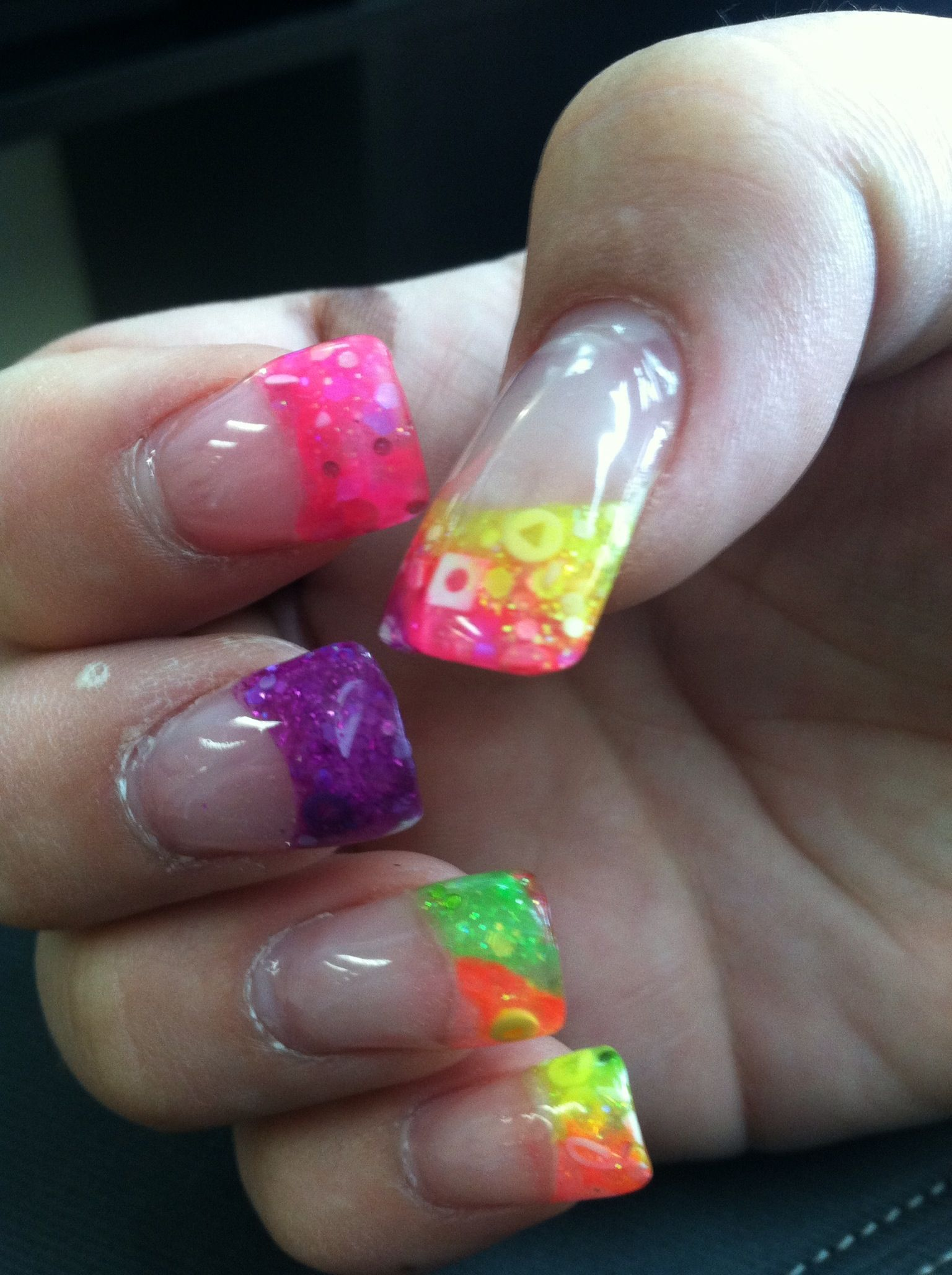 Organic nails sundance collection | Acrylic nails | Pinterest ...