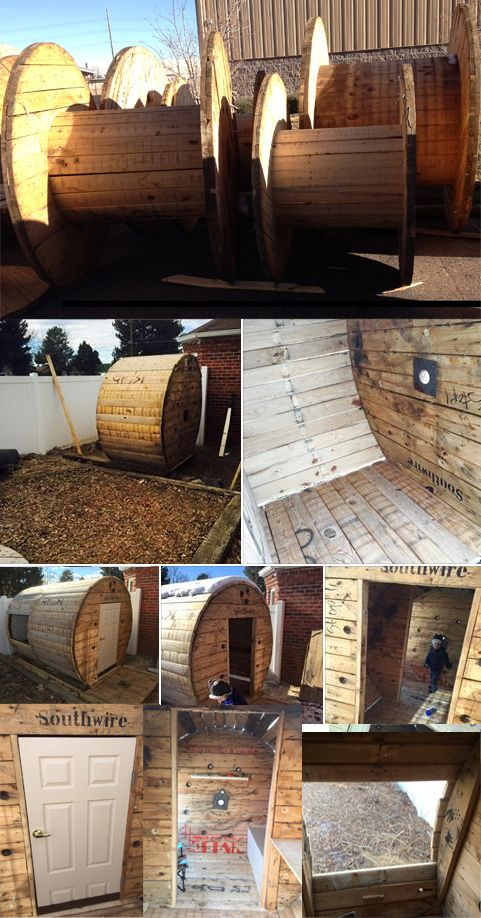 Reclaimed Wooden Wire Spool Fort Wire Spools Off Craigslist Free