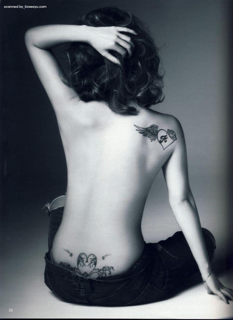 Ayumi Hamasaki <3 Naked talk .