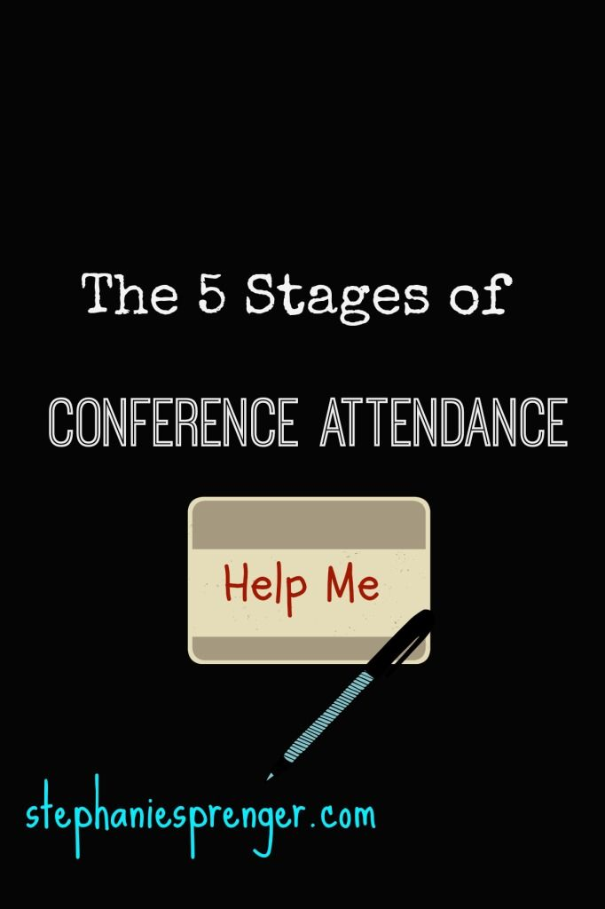 Ever Been To A Professional Conference That Irritated The Crap Out
