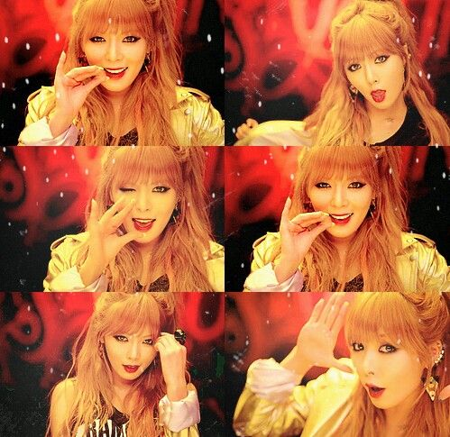 "4minute Hyuna ""whats your name?"""