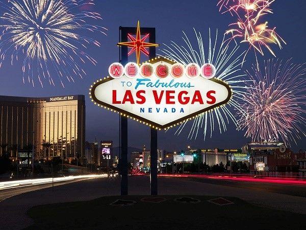 Ano novo Las Vegas