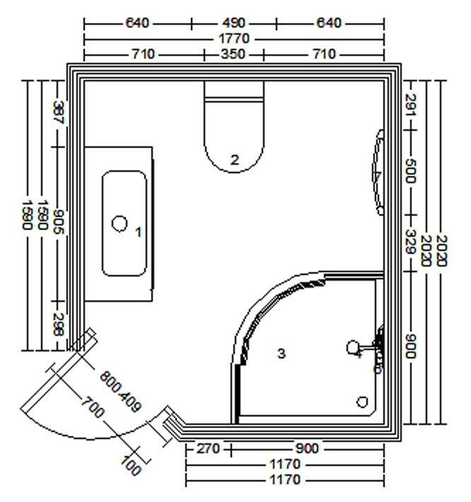 Bathroom design blueprint en suite pinterest bathroom designs bathroom design blueprint malvernweather Image collections