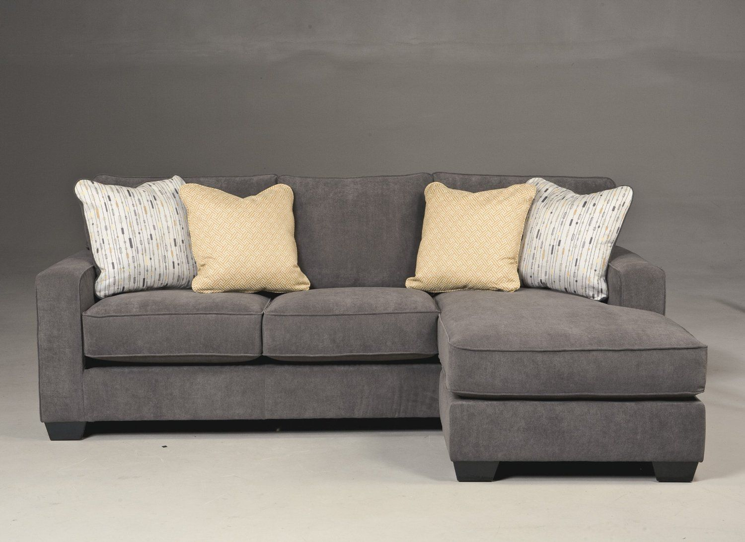 Amazonsmile Ashley Hodan 7970018 93 Quot Sofa Chaise With  ~ Reversible Sectional Sofa Chaise