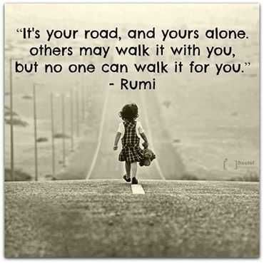 [Image] Its your road