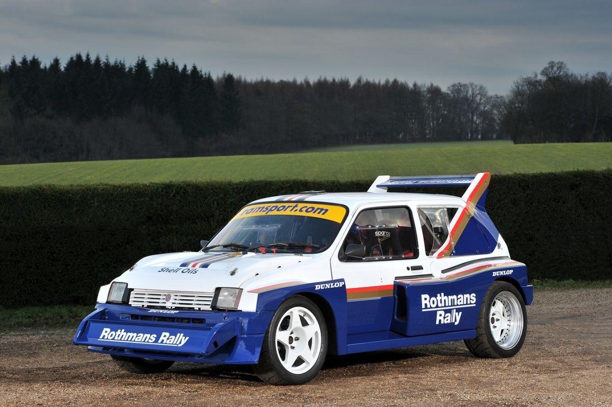 MG Metro 6R4 | Racing Cars (F1,Rally,...) | Pinterest | Rally ...