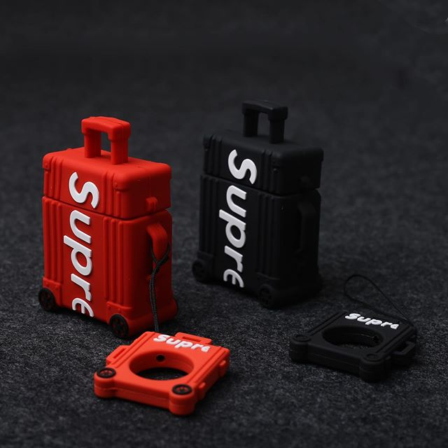 Supremerimowa Airpods Cases Available Now Supreme Rimowa