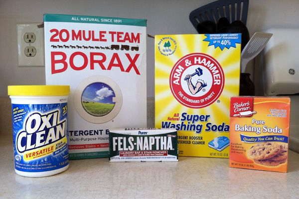 Which Homemade Laundry Detergent Recipe Is Best Homemade