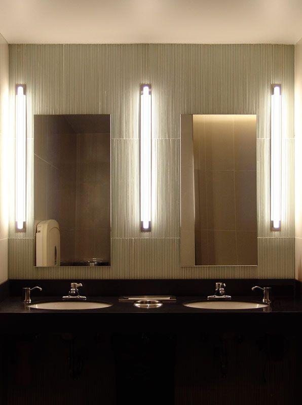 Bartco Project: Barclays Center Upper Suite Level Vanity Fixture ...