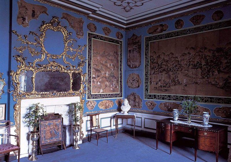 Chinese Room Carton House County Kildare Ireland