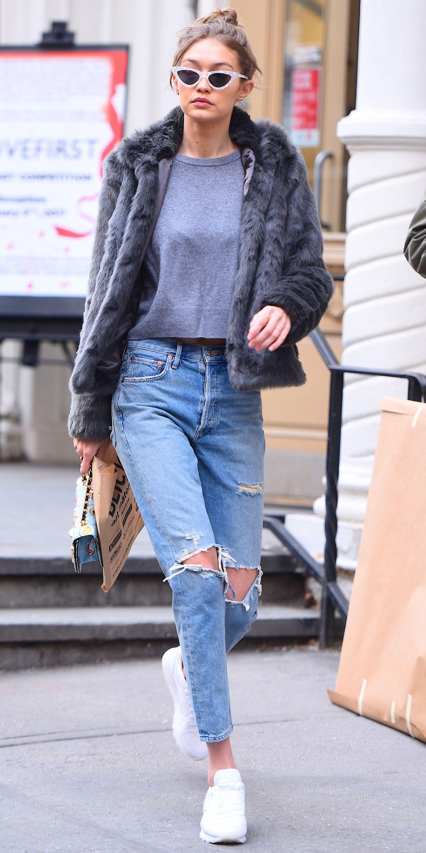 Gigi Hadid's Best Street Style Looks Gigi Hadid's Best Street Style Looks new picture